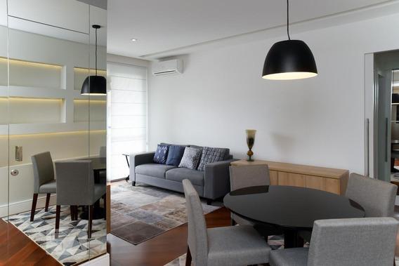 Apartamento Para Aluguel - Leblon, 1 Quarto, 67 - 892998777