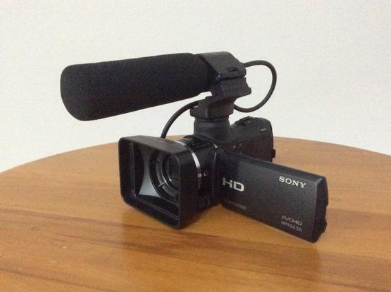 Sony Hxr-mc50 - Filmadora Profissional