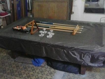 Imagen 1 de 4 de Carpa Protectora Para Mesa D Pool Y Billar