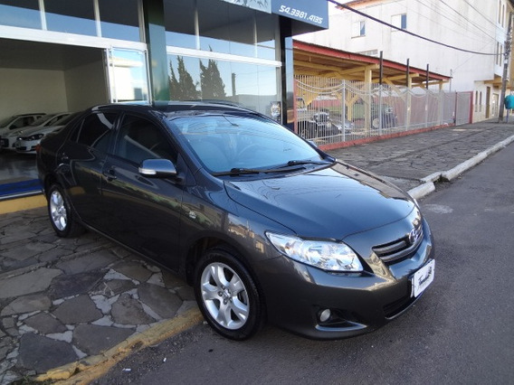Toyota Corolla 2.0 16v Xei Flex Aut. 2011