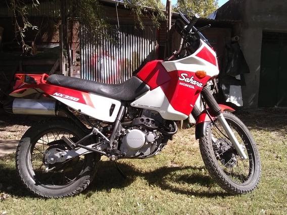 Honda Sahara Nx 350