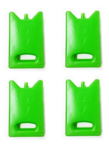 Imagen 1 de 8 de Refrigerante Rigido Grande 500 Gr Para Conservadora Pack X 4