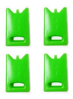 Refrigerante Rigido Grande 500 Gr Para Conservadora Pack X 4