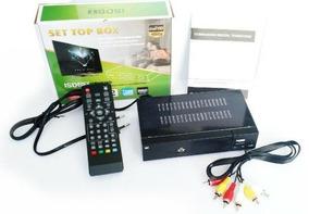 Conversor Digital Terestre Para Tv - Retire Em Mãos
