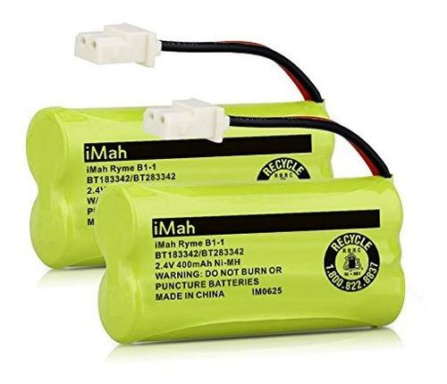 Imagen 1 de 7 de Imah Ryme B1  1 Bt183342 Bt283342 Baterias Inalambrico Para
