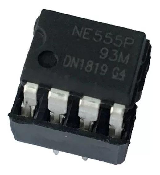 Ci Ne555p,ne555,dip 8 Pinos, Sincere 3 Pares (ci + Sokete)
