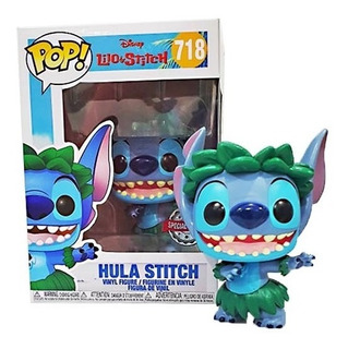 Funko Pop Lilo And Stitch Hula Stitch 718
