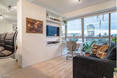 Apartamento Em Praia De Belas Com 1 Dormitório - Vz5499