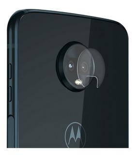 Película De Vidro Lente Câmera Moto Z3 Play - Gorila Shield