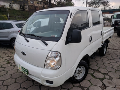 Kia Bongo 2.7 Std 4x4 Rs Cab. Dupla C/ Carroceria 2p 2011