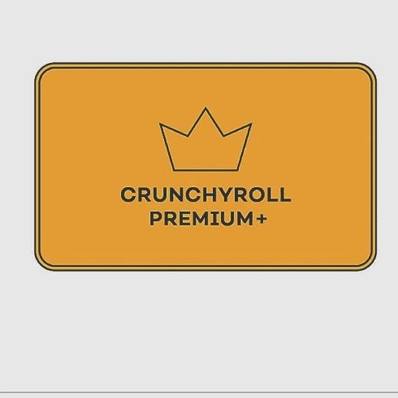 Assinatura Crunchyroll Premium Autopagavel ( 12 Meses )