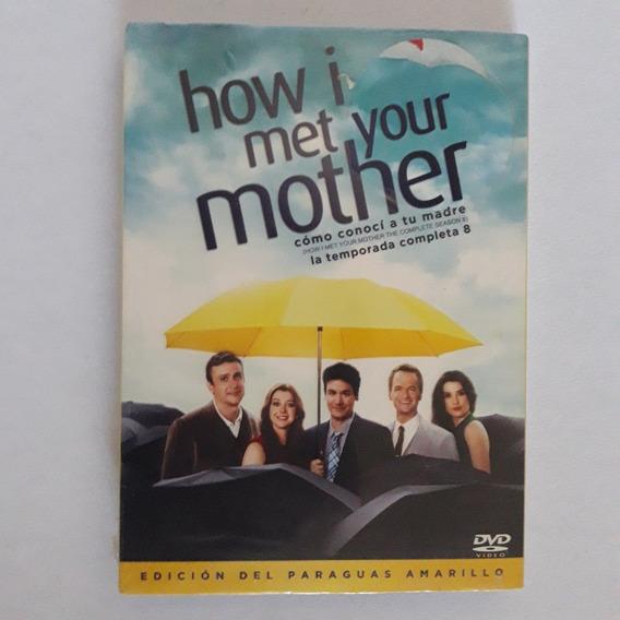 Serie How I Met Your Mother Temporada 8 Dvd