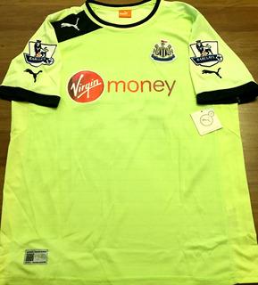 Camisa New Castle 2012/13 Ben Arfa #10 Premier League