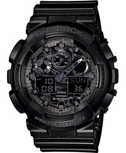 Relógio Masculino Casio G-shock Ga-100cf-1adr