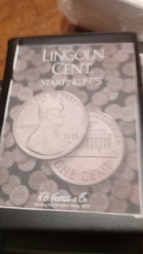 Coleccion De 55 Monedas Centavos Dolar Año Consecutivos