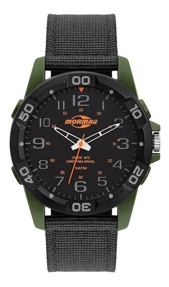 Relógio Mormaii Masculino Mo2035kh/8v C/ Garantia E Nf