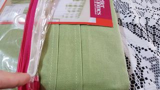 Juego De Cortinas Para Cocina Color Verde Better Homes