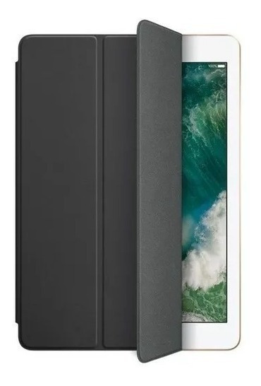 Smart Cover Para iPad Charcoal Gray - Novo Na Caixa Lacrada
