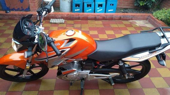 Yamaha Ybr Z 125 Impecable Como Nueva