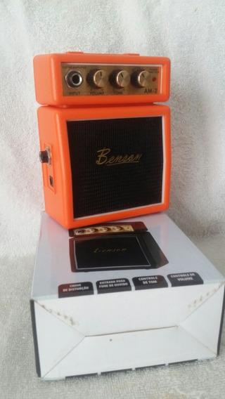 Mini Amplificador Para Guitarras Elétricas