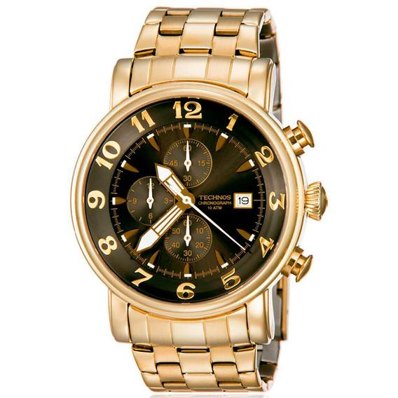 Relógio Technos Grandtech Masculino Os10cr/4d