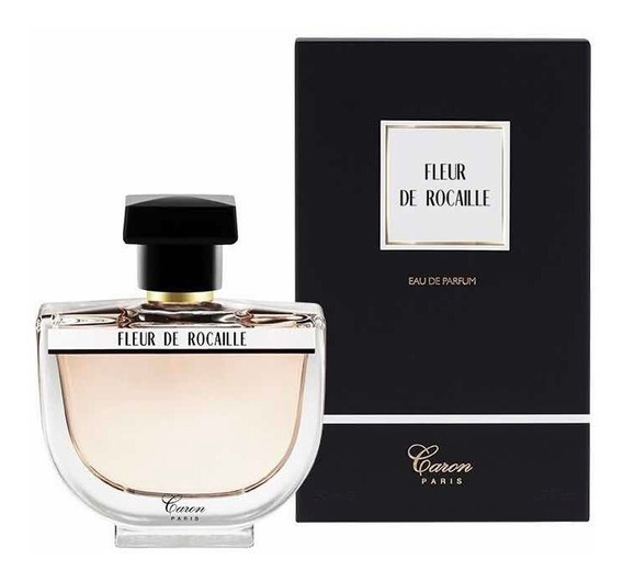 Perfume Fleur De Rocaille Eau De Parfum Caron 100ml+amostra