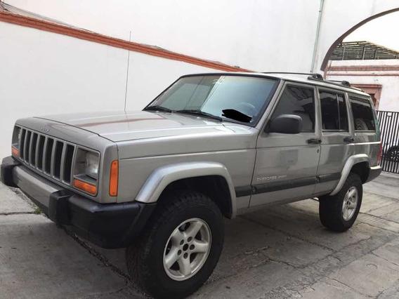 Jeep Cherokee Cherokee Sport 4x2 At 2001