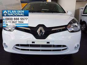 Renault Clio Mio 5p 0km Precio Plan Nacional Blanco 2016 1