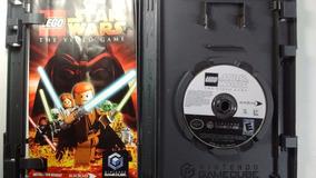 2 Jogos De Gamecube Por 120,00(nfs3 E Starwars)