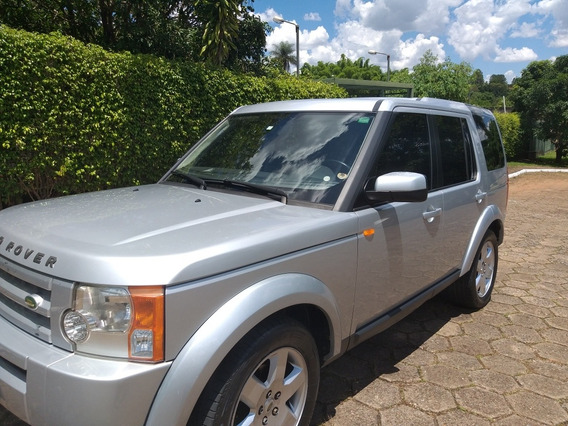 Land Rover Discovery 3 4.0 V6