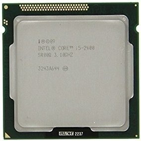Processador Intel Core I5 2400 3.10ghz Turbo 3.40ghz