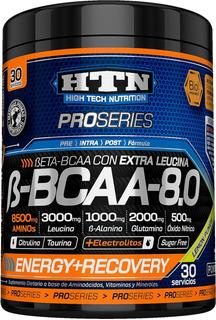 Beta Bcaa 8.0 Con Extra Leucina 30 Servicios 360grs. Htn