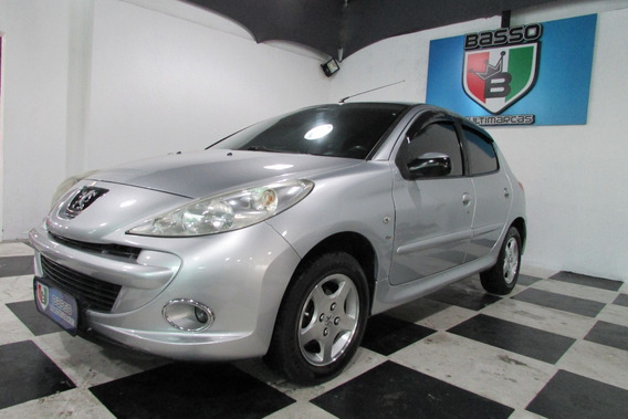 Peugeot 207 2010 1.4 Xr Sport 8v Flex 4p Manual