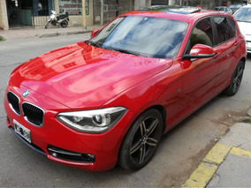 Bmw 118i Sport 5p At 2012 No Incluye Transf.