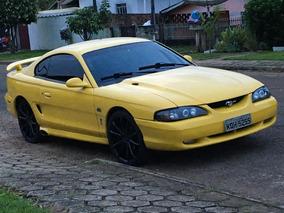 Mustang Gt V8 Reformado Completo