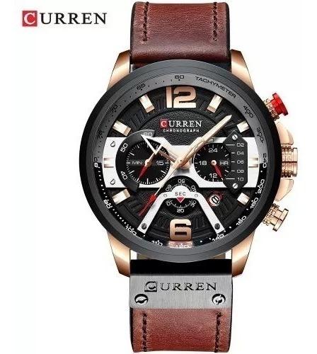 Relógio Lancamento Curren 8329 Super Promoção