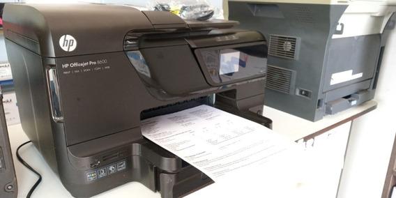Multifuncional Hp Officejet Pro 8600