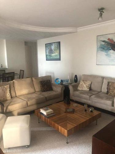 Imagem 1 de 20 de Apartamento Com 4 Dormitórios À Venda, 160 M² - Morumbi - São Paulo/sp - Ap4386