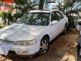 Honda Accord 2.2 Lx Automático Branco