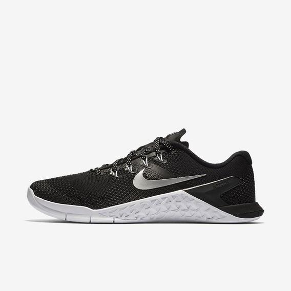 Zapatillas Nike Metcon 4 Crossfit Running Negras 924593-001