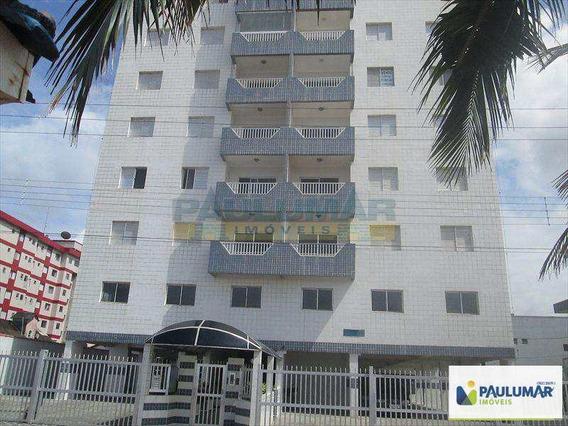 Apartamento Com 1 Dorm, Centro, Mongaguá - R$ 235 Mil, Cod: 76708 - V76708