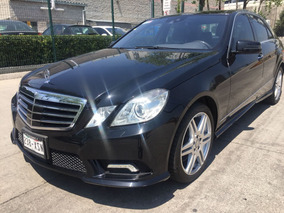 Mercedes-benz Clase E 5.5l 500 Avantgarde Mt