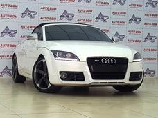 Audi Tt Roadster 2.0 Tfsi 280cv C/ R$30.000,00 Em Acessórios