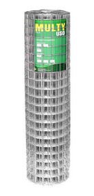 Tela Alambrado Soldada Galvanizada Insul 1,65mm, 1,00x25 M