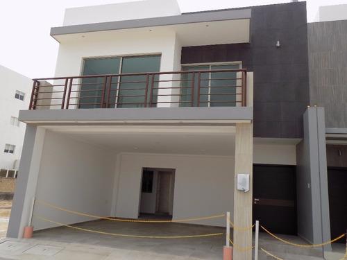 Imagen 1 de 29 de Casa En Venta (nueva), Mar Residencial, Coatzacoalcos, Ver.