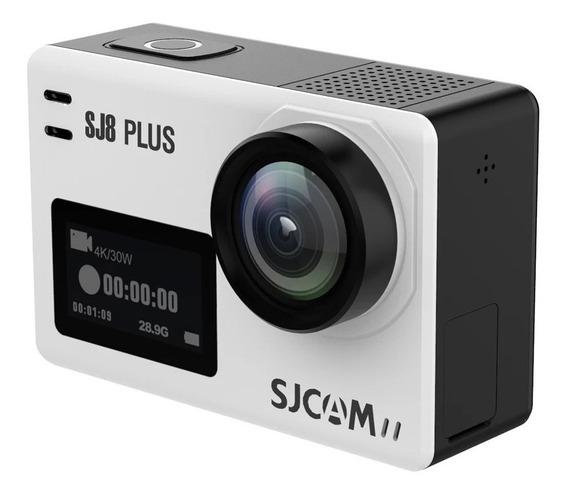 Camera Sjcam Sj8 Plus 4k Wifi Gopro Prova D
