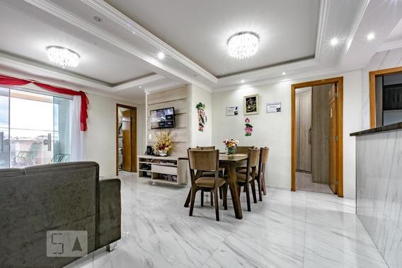 Apartamento Para Aluguel - Sítio Cercado, 3 Quartos, 115 - 893015068