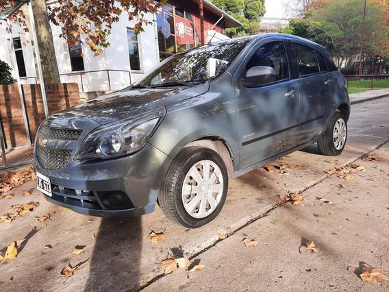Chevrolet Agile 1.4 Ls Spirit 2012