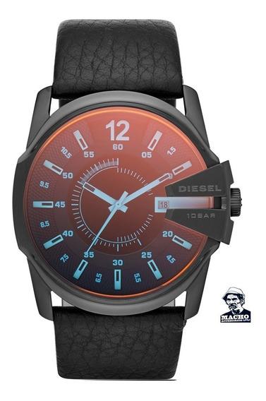 Reloj Diesel Mega Chief Dz1657 En Stock Original Garantía