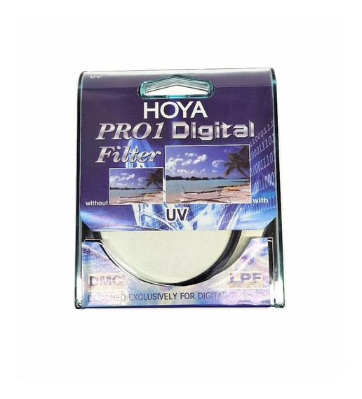 Filtro Uv Ultravioleta Hoya Pro1 Digital 58mm Made In Japan